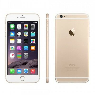 Apple Iphone 6 | 1 Year Apple India Warranty | 32 Gb | Gold Vith Bill Gst