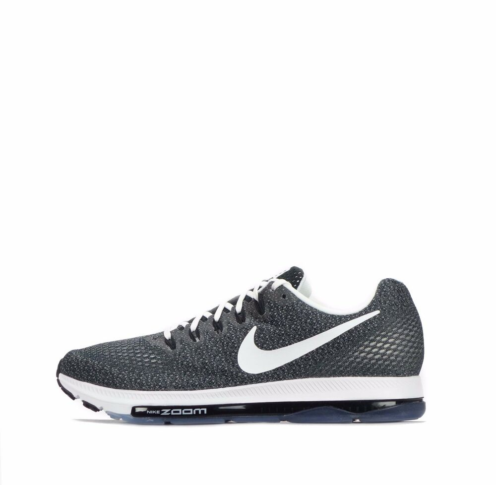 307ab3bec803 Details about Nike Zoom All Out Low Men s Running Shoes Black White