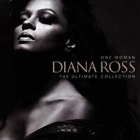 Diana Ross - One Woman (The Ultimate Collection) (CD 1993)