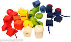 Changeable Safe And Non-Toxic Colorful 36 Pieces Wooden Educational Toys