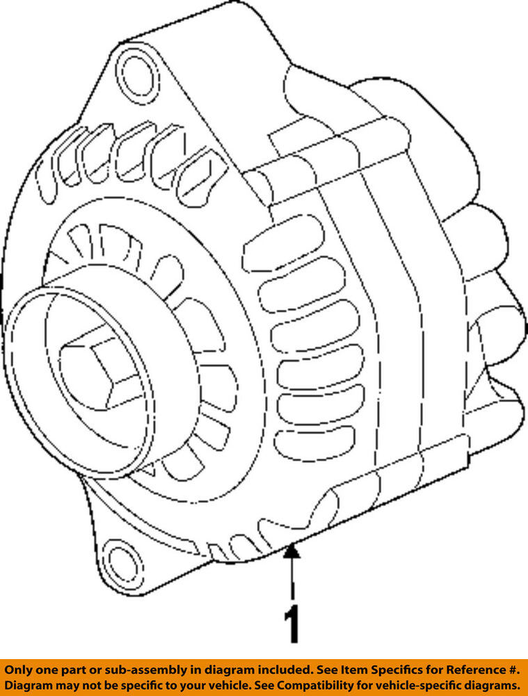 Automotive Alternator Diagram