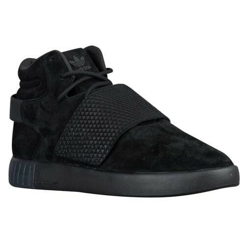 40c710ab3bfe Details about Adidas Originals Tubular Invader Strap Hi Top Trainers BB1169  Sneakers Shoes