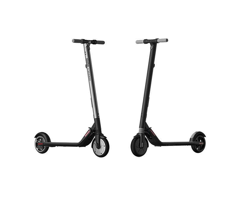 ninebot by segway electric kickscooter es1 es2 light. Black Bedroom Furniture Sets. Home Design Ideas