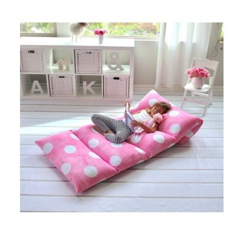 Floor Cushion For Kids Cover Little Girls Bedroom Furniture TV Lounge Chair  Teen
