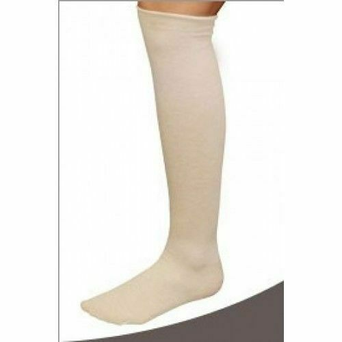 53ac17892a25d Image is loading Circaid-Comfort-Lycra-Knee-High-Sock-Liner-RSOBG001P