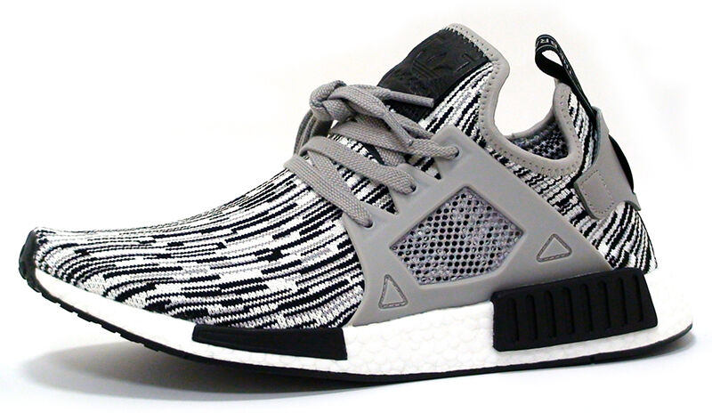 ADIDAS MEN'S NMD XR1 PK CBLACK/MGSOGR/FTWWHT BY1910 *SHIPS DOUBLE BOXED* NEW