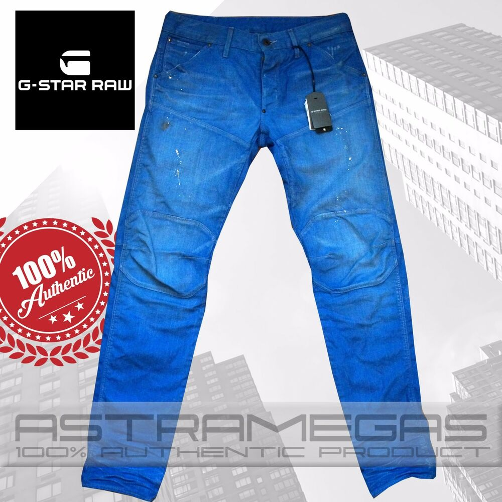 G Star 5620 Low Tapered Mens Jeans