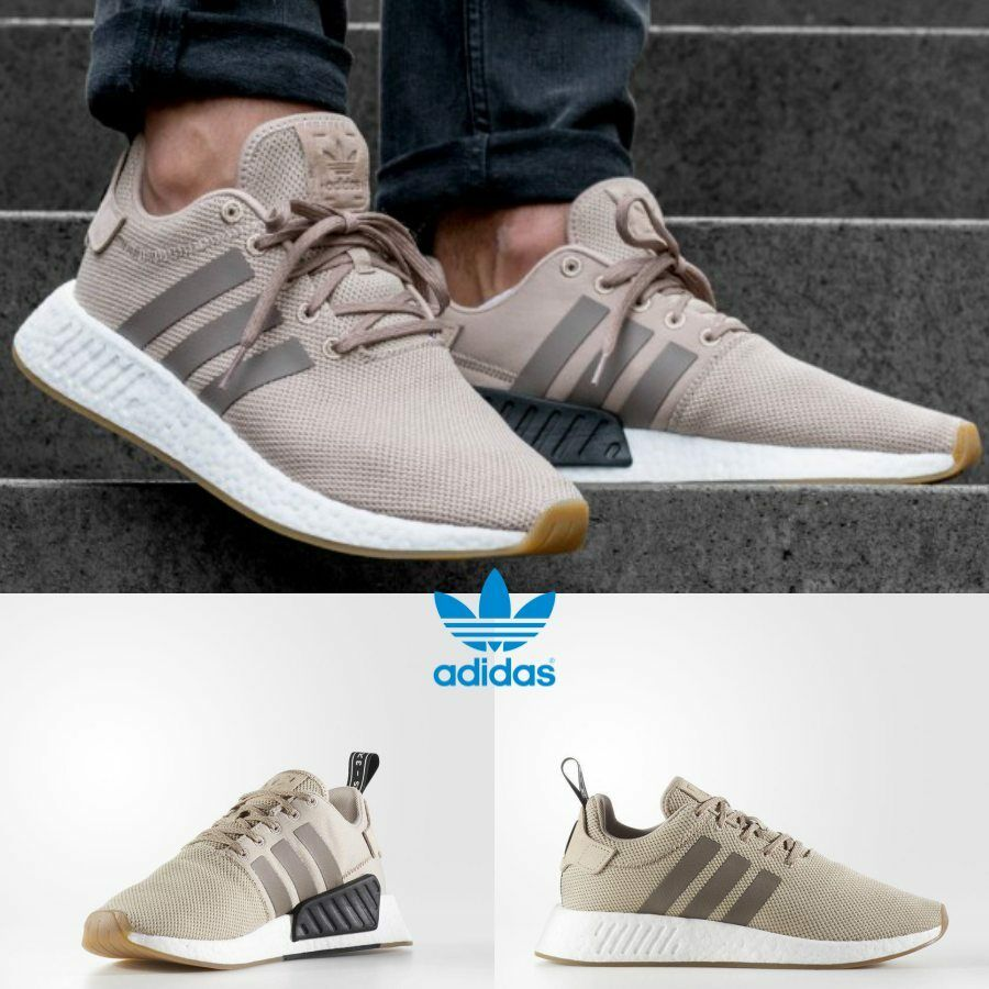 9d7d4b8edb5f Details about Adidas Original MND R2 Brown Brown Black BY9916 Sneakers  Limited SZ 4-11