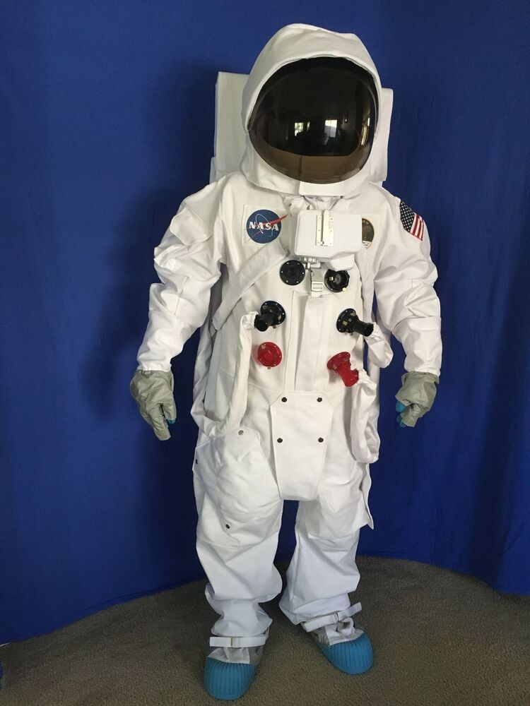 nasa space suit material - photo #4