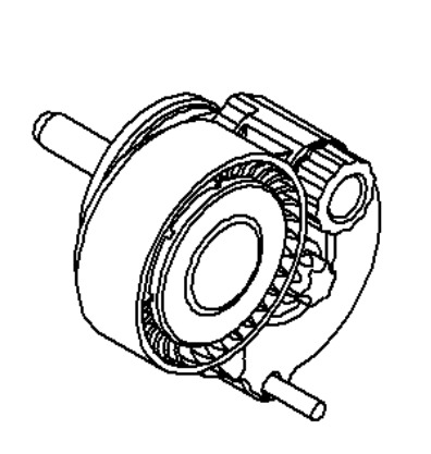 Vauxhall Belt Tensioner