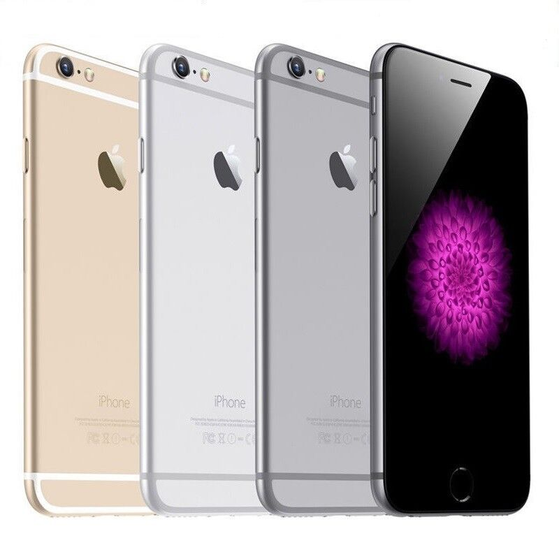 apple iphone 6 64 gb spacegrau gold silber iphone 6. Black Bedroom Furniture Sets. Home Design Ideas