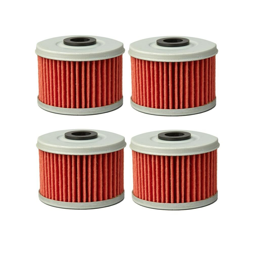 Honda Trx 200: 4* ATV Oil Filter For Honda TRX 200 250 300 350 400 420