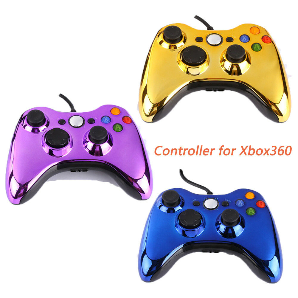 Modern Xbox 360 Wired Controller Vignette - Electrical and Wiring ...