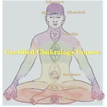 Certified Chakralogist Course