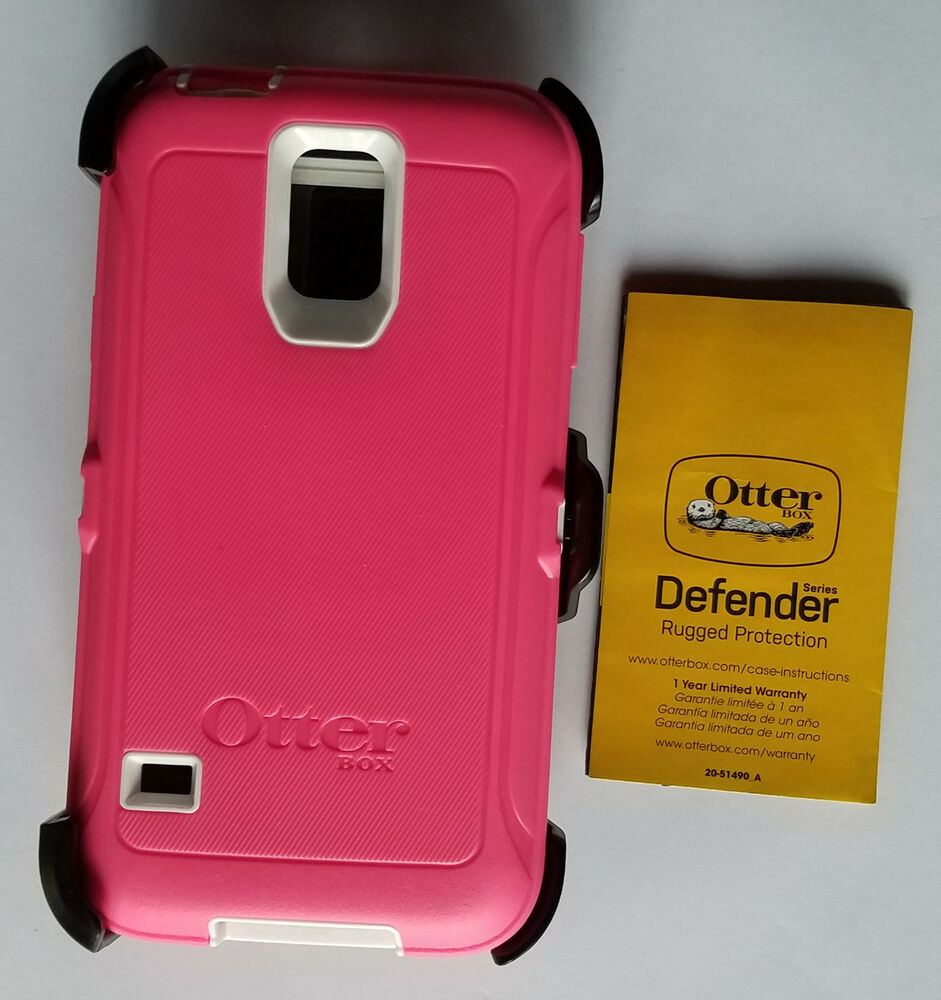 Unused Otterbox Defender Series Phone Case For Samsung Galaxy S5