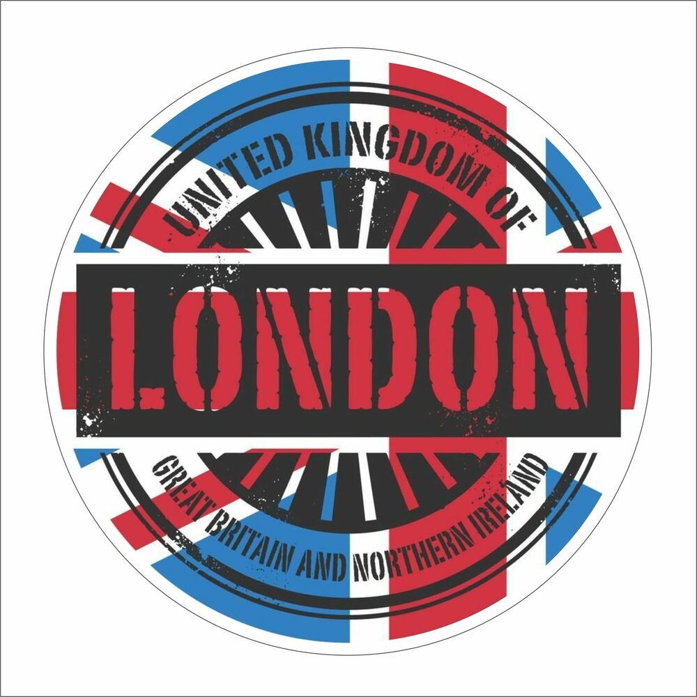 Details about 3m graphics london cool vinyl hard hat car truck decal sticker helmet decor