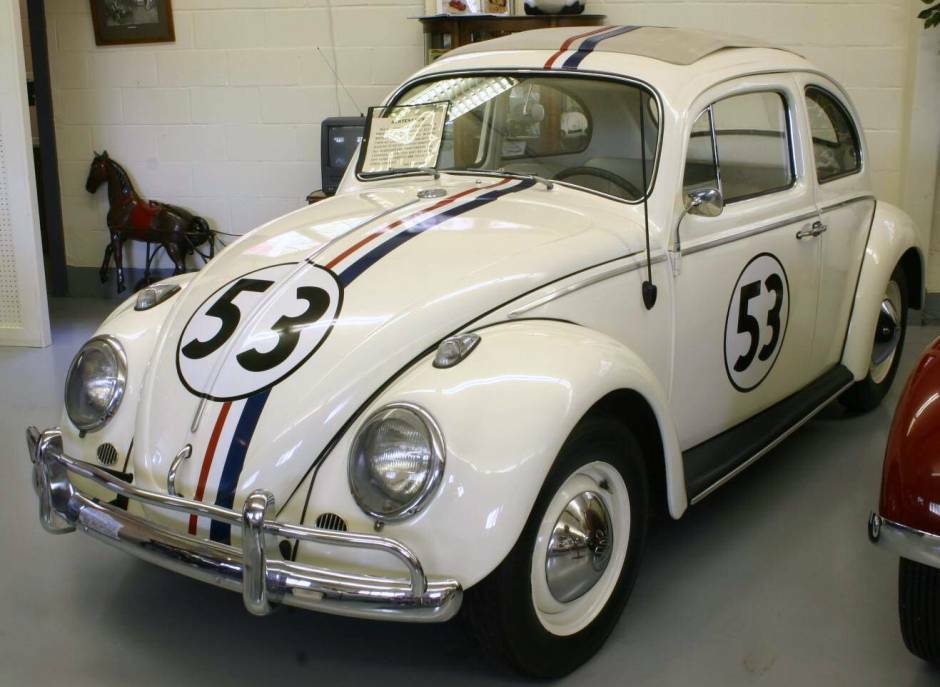 Herbie The Love Bug Decals Vehicle Graphics Stickers
