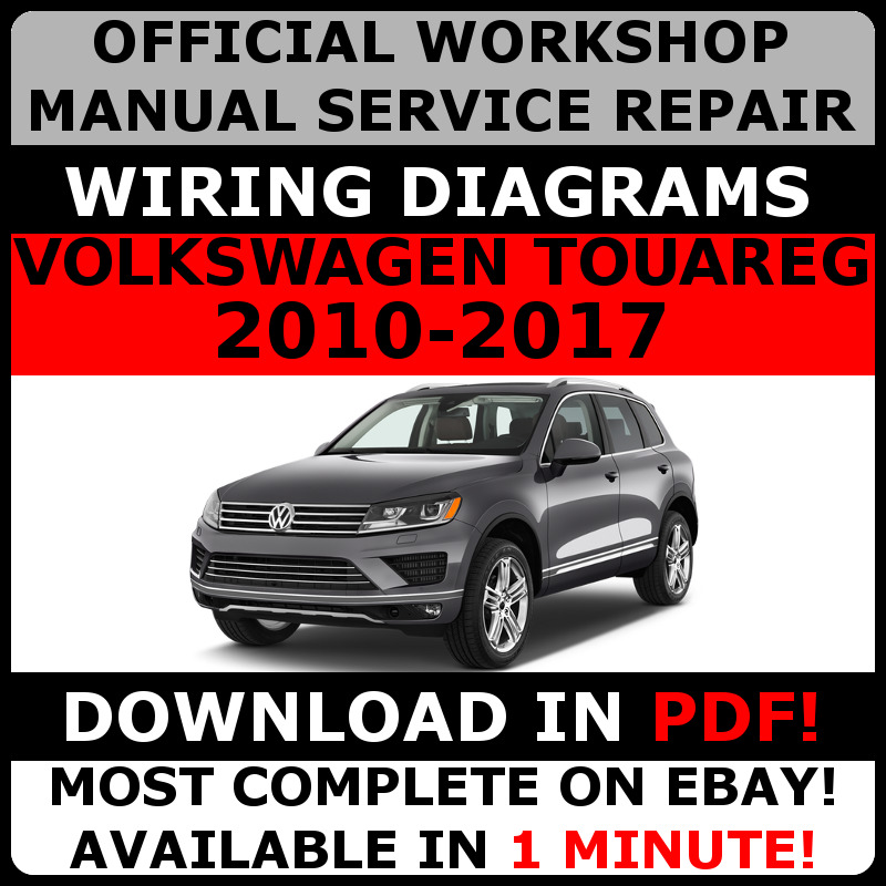 Official workshop service repair manual volkswagen touareg 2010 2017 official workshop service repair manual volkswagen touareg 2010 2017 wiring ebay swarovskicordoba Image collections
