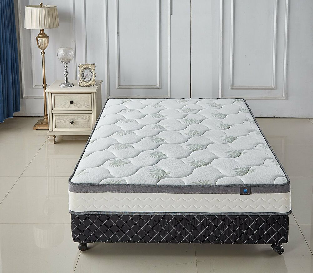 organic memory foam spring twin mattress queen gel. Black Bedroom Furniture Sets. Home Design Ideas