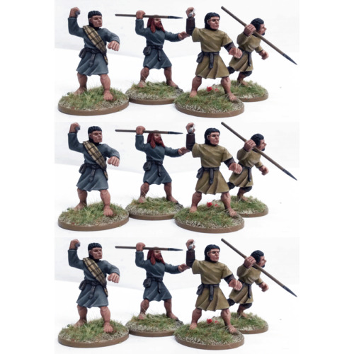 gripping-beast-saga-pict-hunters-javelins-levy-1-pt-aap06-dark-ages-28mm