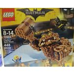 LEGO Batman Movie Clayface Splat Attack 70904, 448 pcs New in Box Free Shiping