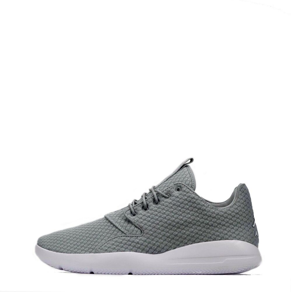 ef2ee73fbd400f Details about Nike Jordan Eclipse Men s Shoes Wolf Grey White