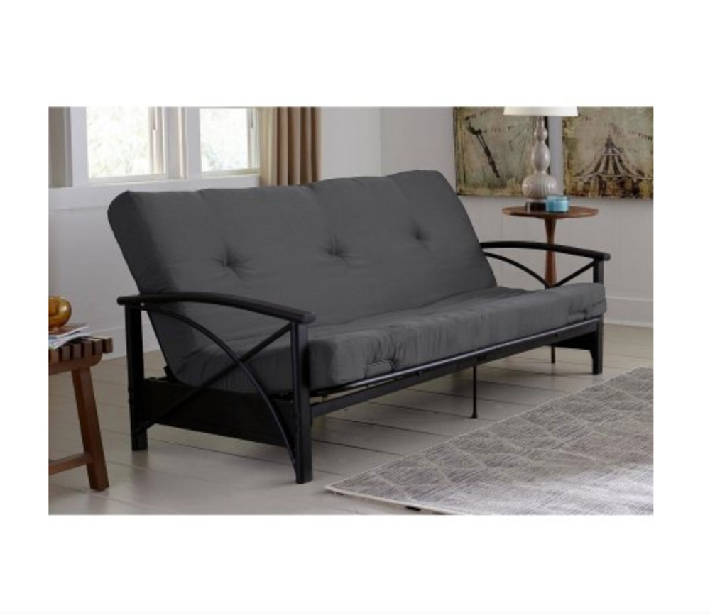 Thick Futon Mattress Eco Friendly Topper Soft Comfy Couch ...