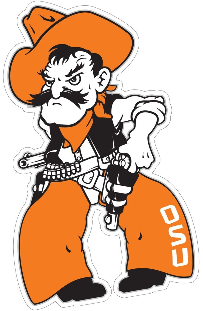 Oklahoma State University Free Coloring Pages