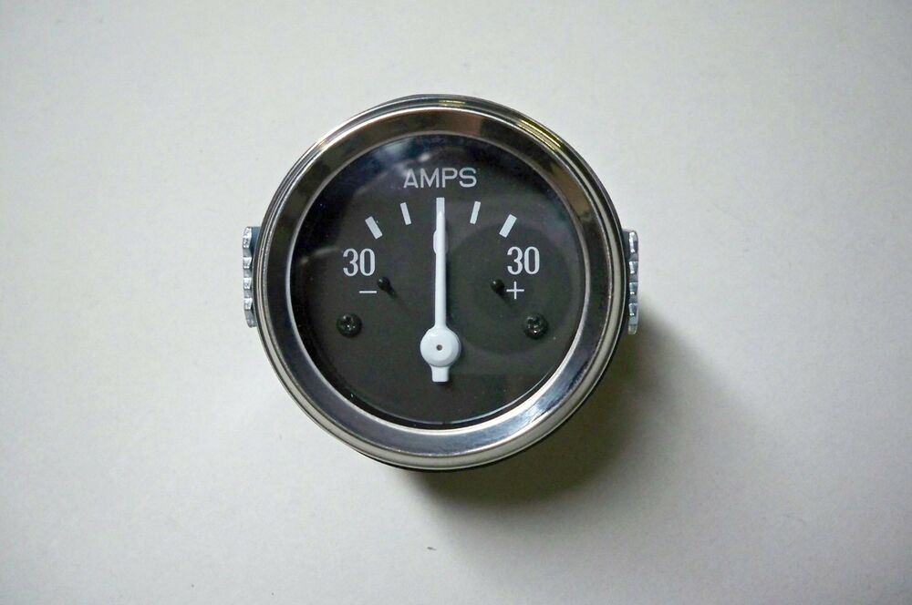 Fad10850a 60759 Ammeter Gauge For Ford Tractor 9n 2n 8n