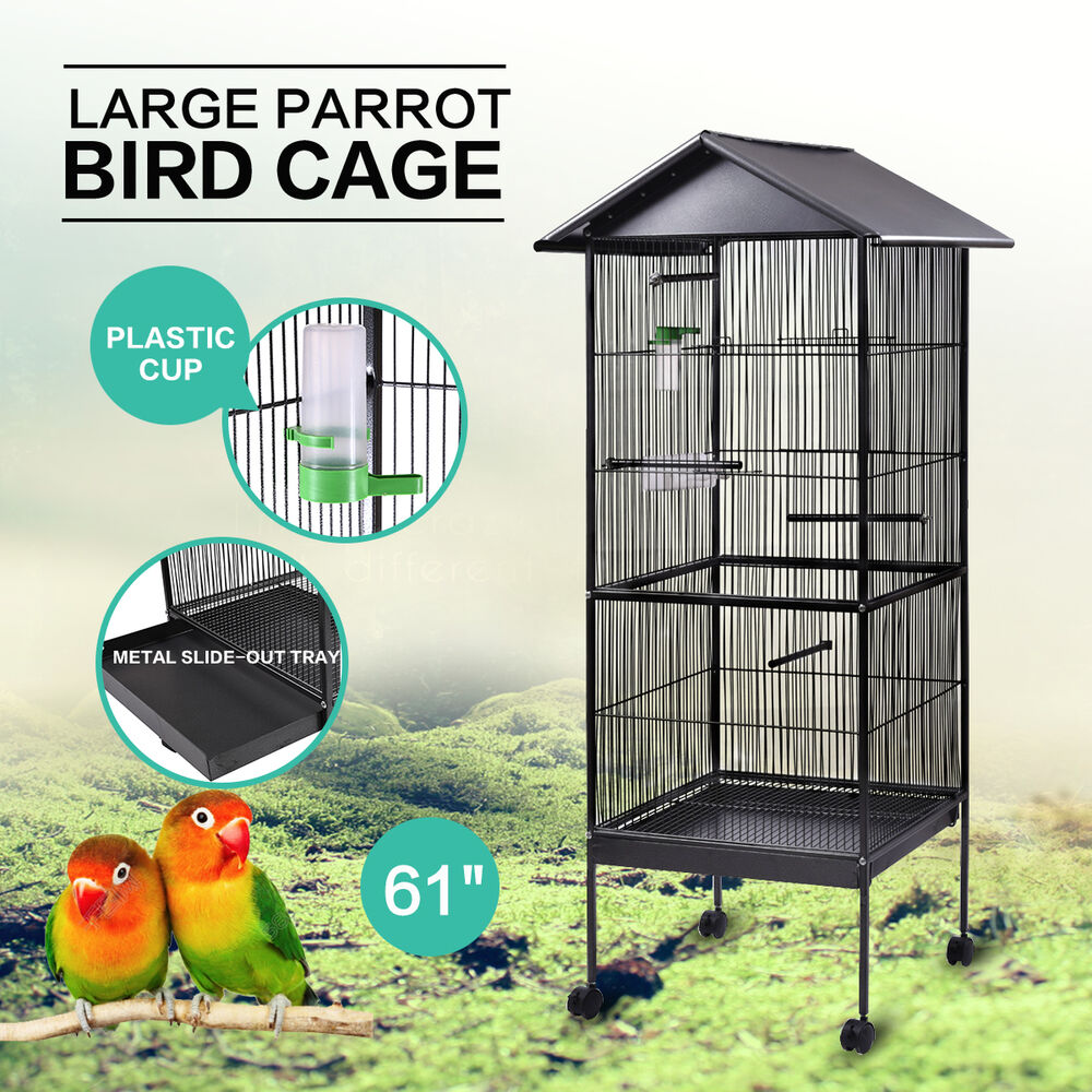 Parrot Bird Finch Cage 61\