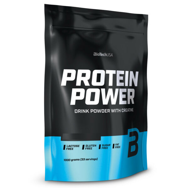 BIOTECH USA PROTEIN POWER 1 KG Cioccolato