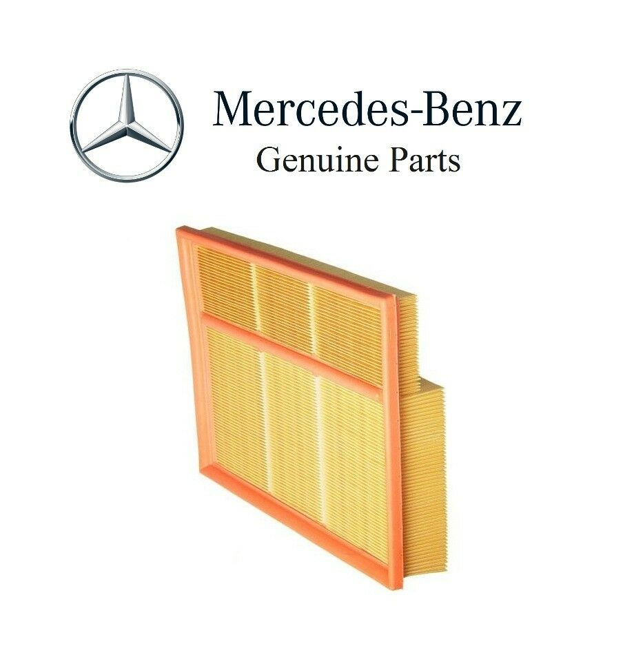 Genuine Mercedes Benz C220 C230 Clk320 Ml320 Ml350 Ml500 Ml55 Amg 2005 Parts Air Filter Ebay