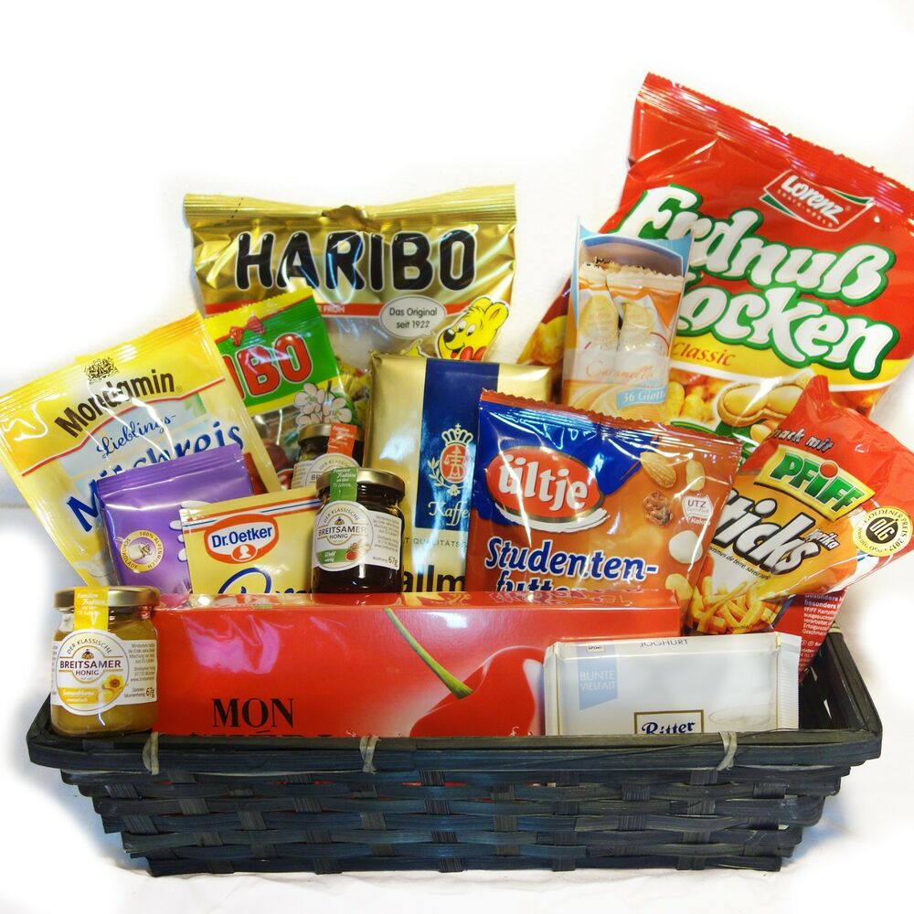 Details about German Gift Basket. ++ World Wide Flat Shipping. Directly from Munich.++  sc 1 st  eBay & German Gift Basket. ++ World Wide Flat Shipping. Directly from ...