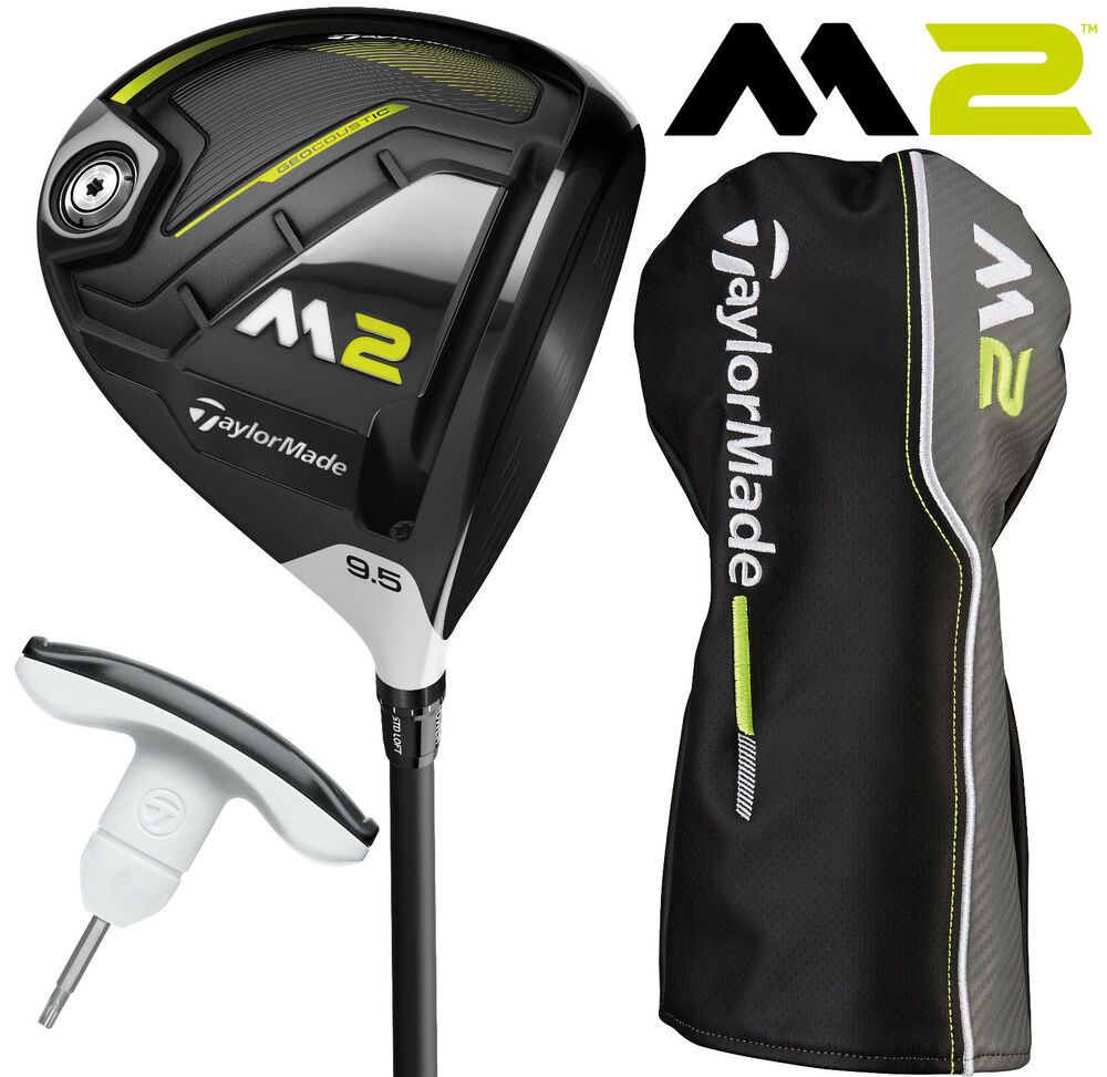2017 new taylormade m2 driver pick your loft flex. Black Bedroom Furniture Sets. Home Design Ideas