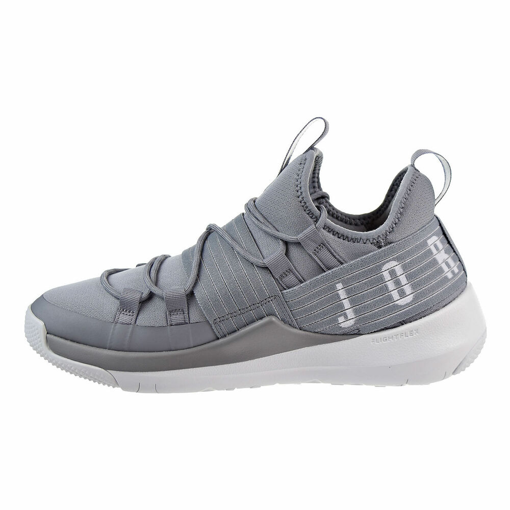 watch 7c919 3afdf Details about  AA1344-004  MEN S NIKE JORDAN TRAINER PRO SHOE COOL GREY PURE  PLATINUM  NEW
