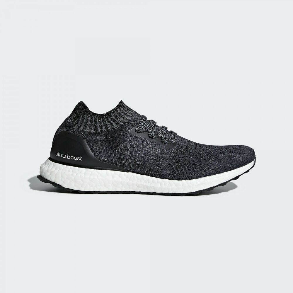 new arrival f36aa 230be Details about New Adidas Womens UltraBOOST UNCAGED Core Black Grey DB1133