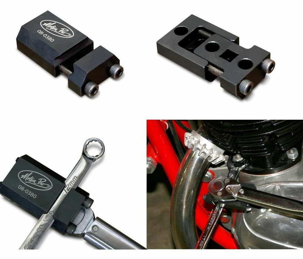 Motion Pro METRIC STANDARD Adjustable Torque Wrench Adapter MOTORCYCLE ATV MORE