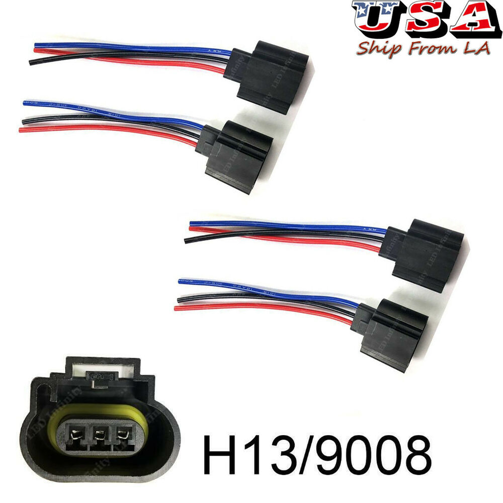 s-l1000 Jeep Headlight Wire Harness on jeep headlight cover, atv winch wiring harness, jeep alternator wire harness, 2004 pontiac aztek stereo wire harness, jeep headlight switch,
