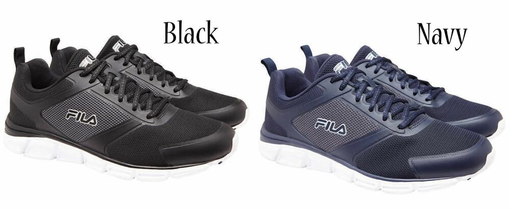 2543cbcce486 FILA MENS MEMORY STEEL SPRINT ATHLETIC SHOES. Pick size   color