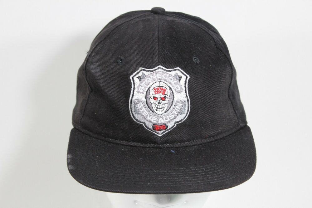 "Details about Vintage STONE COLD STEVE AUSTIN ""I Am The Authority"" Snapback  Hat Wrestling WWF 7fb7a53f0b5"