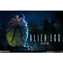 Sideshow Alien Egg Limited Edition Ovomorph Facehugger Aliens Statue Lights Up