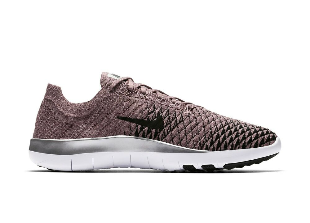 huge discount c0454 c9272 New Womens Nike Free TR Flyknit 2 Bionic Gym Trainers 904654 200   eBay