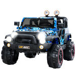Kids Ride on Toys Car Remote Control Electric Power Wheels Jeep 3 Speeds 12V