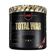 Redcon1 TOTAL WAR Pre-Workout 30 Servings - WATERMELON