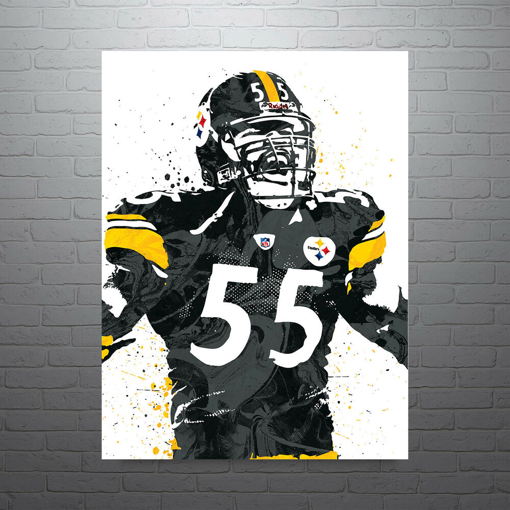 74a82f6c486 JuJu Smith-Schuster Pittsburgh Steelers Poster FREE US SHIPPING | eBay