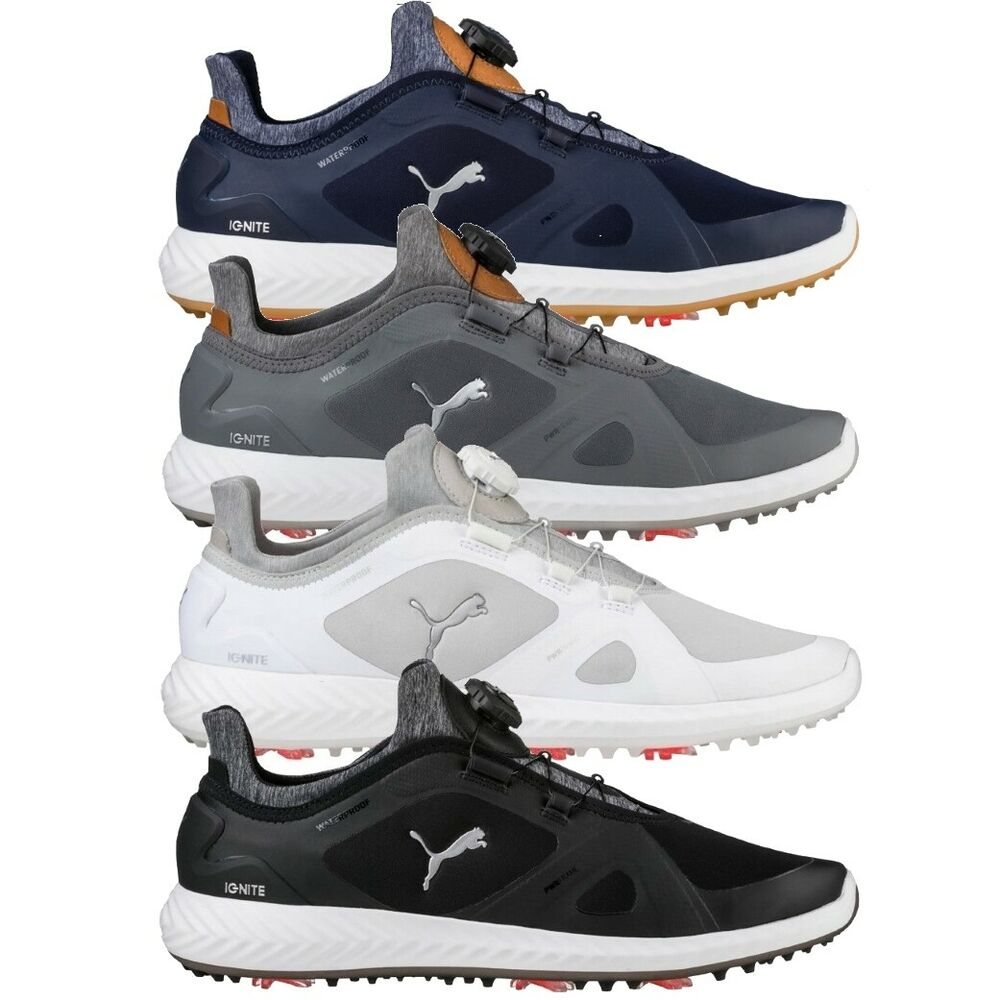 3b417629bb8995 New 2018 Puma Ignite PwrAdapt Disc Golf Shoes - Pick Your Color and Size   190582