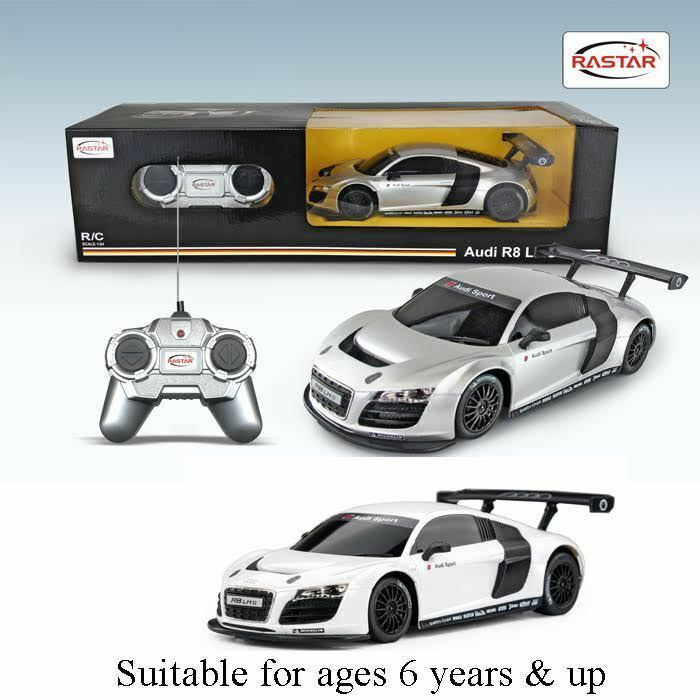 Remote Radio Control RC Audi R8 LMS Toy Car   Great For Kids U0026 Model  Collectors | EBay