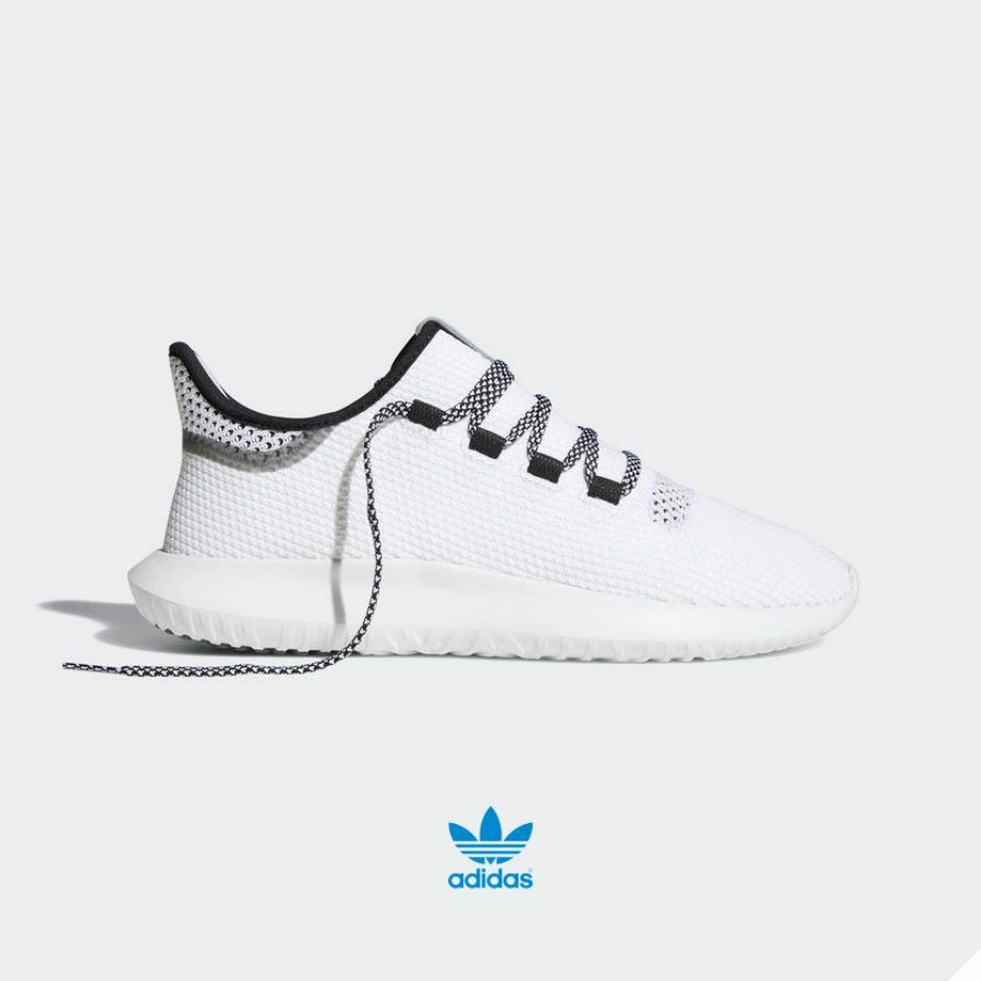 innovative design 241bb f11c7 Details about Adidas Originals Tubular Shadow Shoes CQ0929 Athletic Running White  SZ 4-12