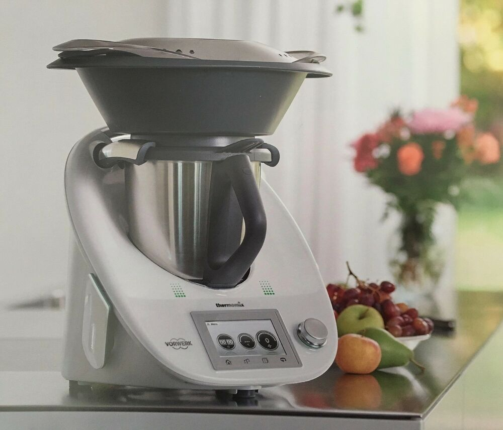 connected thermomix tm5 ebay. Black Bedroom Furniture Sets. Home Design Ideas