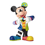 NEW Official Disney Figurine Mickey Mouse Bling Collectable Britto EXP SHIPPING!